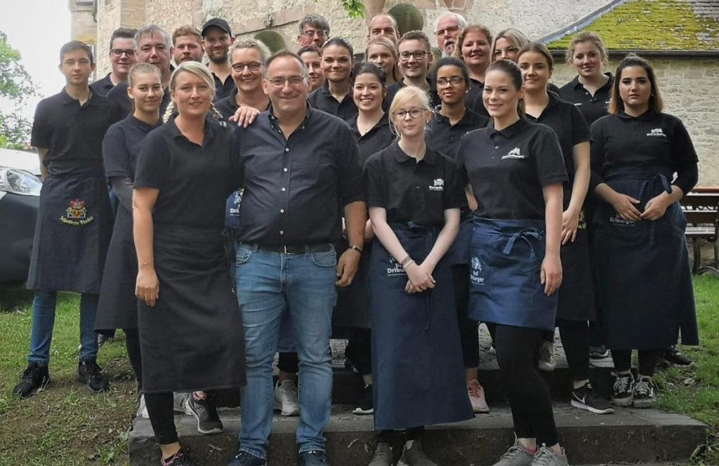 Peter Kunkel und sein Team